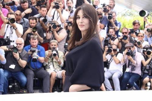 Monica Bellucci sexy al Festival di Cannes 9
