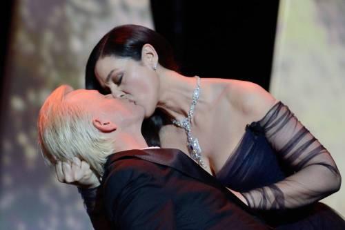 Monica Bellucci sexy al Festival di Cannes 11