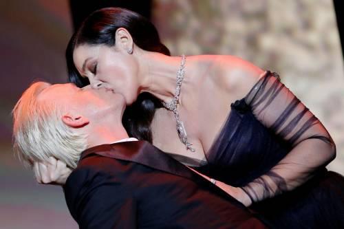 Monica Bellucci sexy al Festival di Cannes 13