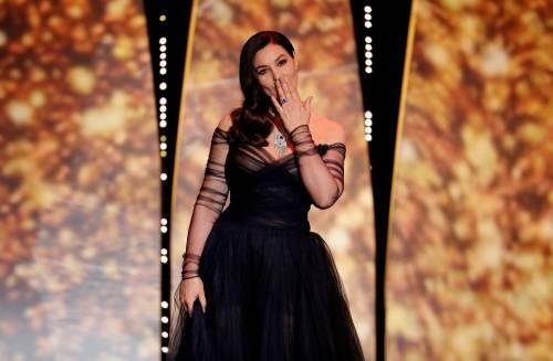Monica Bellucci sexy al Festival di Cannes 17