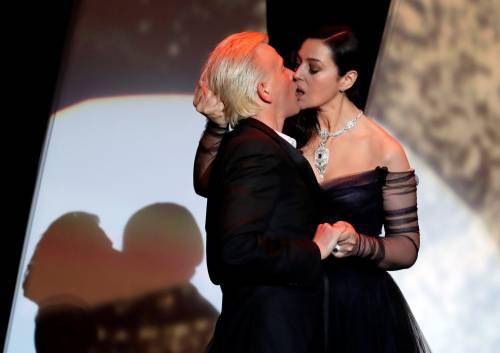 Monica Bellucci sexy al Festival di Cannes 19