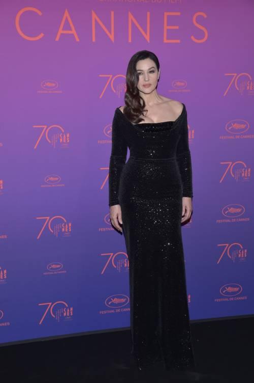 Monica Bellucci sexy al Festival di Cannes 22