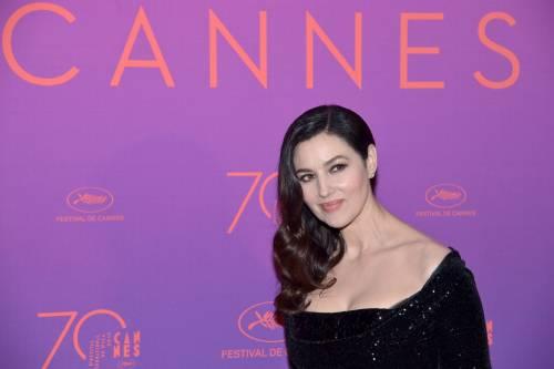 Monica Bellucci sexy al Festival di Cannes 25