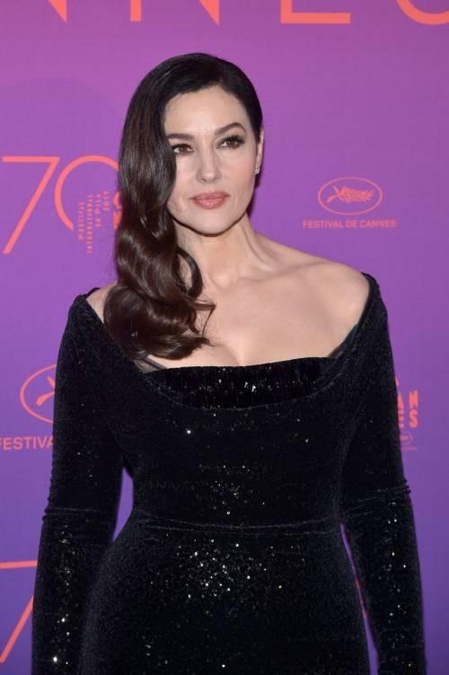 Monica Bellucci sexy al Festival di Cannes 24