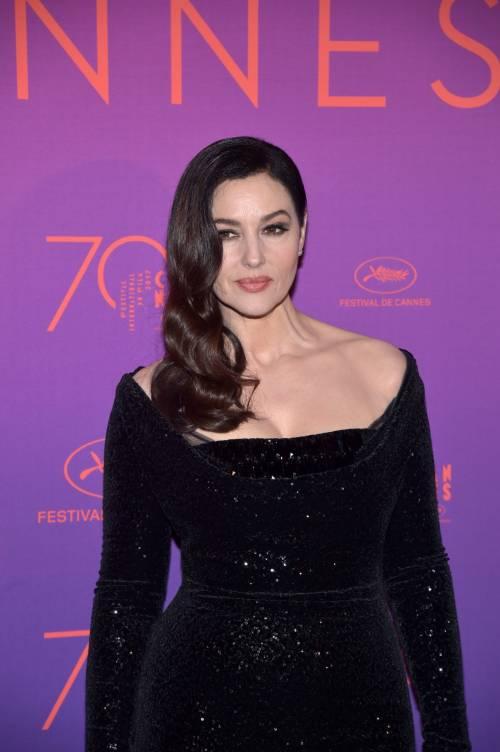 Monica Bellucci sexy al Festival di Cannes 26