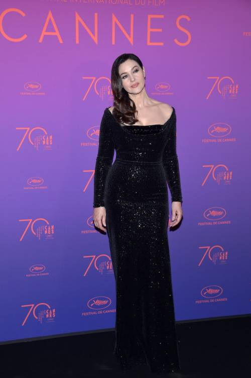 Monica Bellucci sexy al Festival di Cannes 27