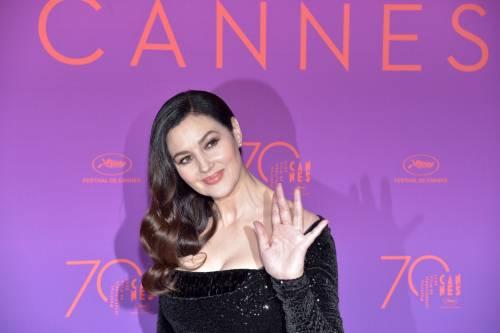 Monica Bellucci sexy al Festival di Cannes 31