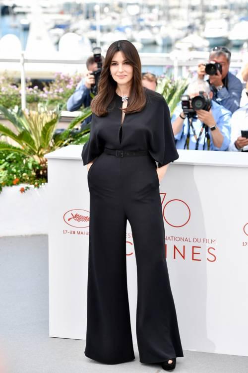 Monica Bellucci sexy al Festival di Cannes 30