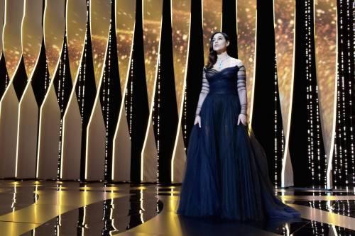 Monica Bellucci sexy al Festival di Cannes 33