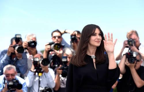 Monica Bellucci sexy al Festival di Cannes 35