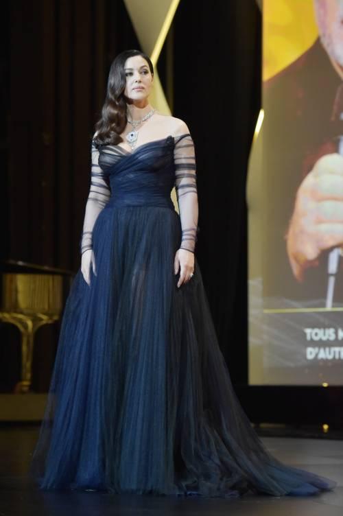 Monica Bellucci sexy al Festival di Cannes 37
