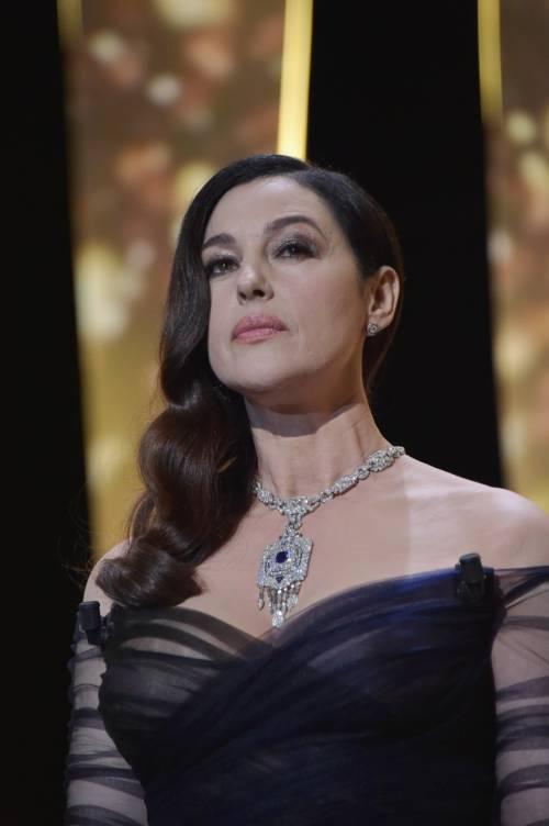 Monica Bellucci sexy al Festival di Cannes 38