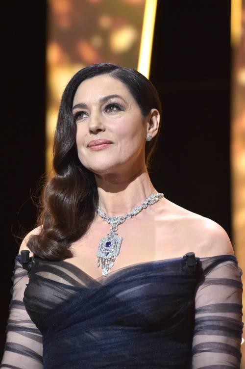 Monica Bellucci sexy al Festival di Cannes 40