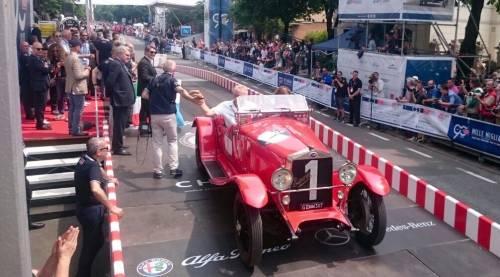 """Mille Miglia, la """"corsa più bella del mondo"""" 3"""