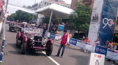 """Mille Miglia, la """"corsa più bella del mondo"""" 7"""