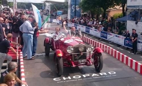 """Mille Miglia, la """"corsa più bella del mondo"""" 8"""