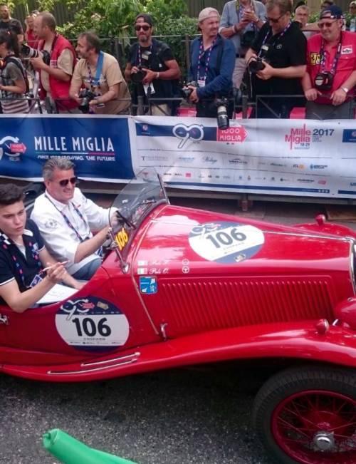 """Mille Miglia, la """"corsa più bella del mondo"""" 9"""