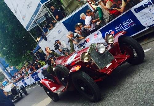 """Mille Miglia, la """"corsa più bella del mondo"""" 10"""
