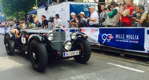 """Mille Miglia, la """"corsa più bella del mondo"""" 15"""