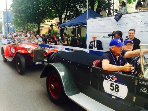 """Mille Miglia, la """"corsa più bella del mondo"""" 16"""