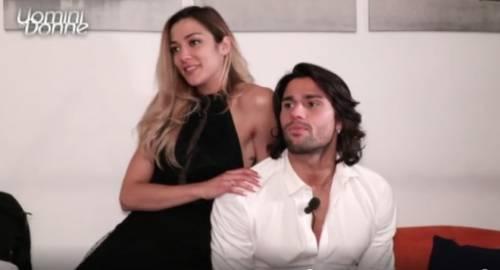Uomini e Donne, dopo la scelta la madre di Luca Onestini bacchetta Soleil
