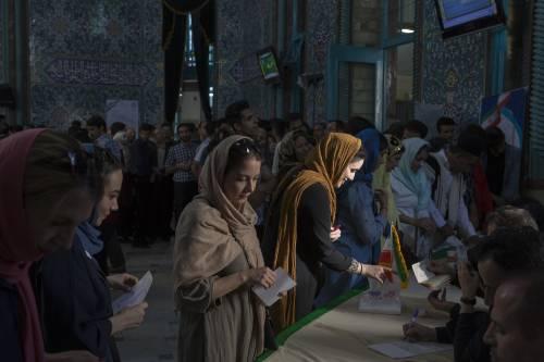 L'Iran al voto per scegliere il prossimo presidente 1