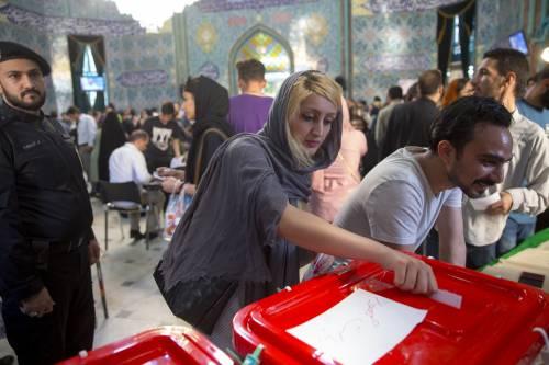 L'Iran al voto per scegliere il prossimo presidente 3