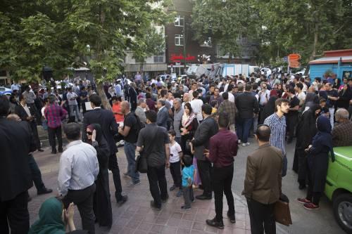 L'Iran al voto per scegliere il prossimo presidente 8