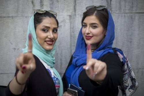 L'Iran al voto per scegliere il prossimo presidente 9