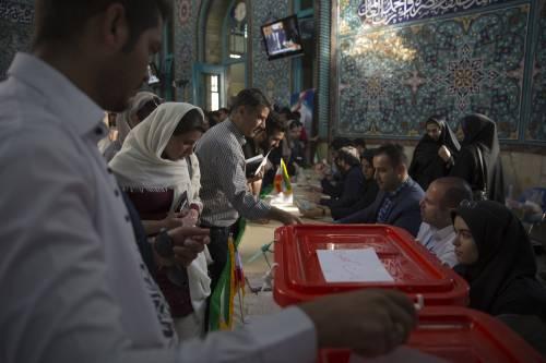 L'Iran al voto per scegliere il prossimo presidente 2