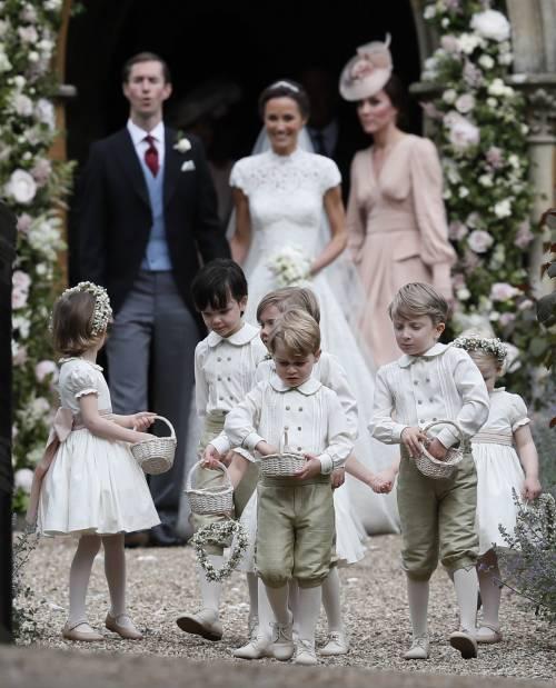 Pippa Middleton e James Matthews hanno detto sì 3