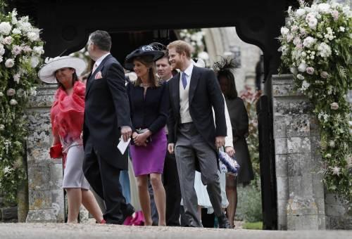 Pippa Middleton e James Matthews hanno detto sì 5