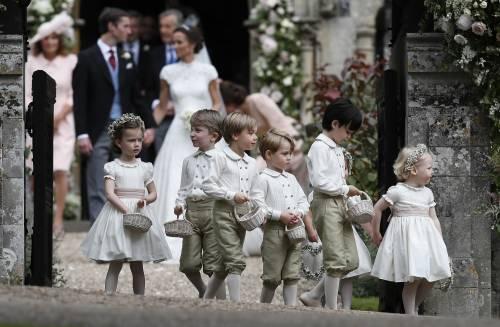 Pippa Middleton e James Matthews hanno detto sì 6