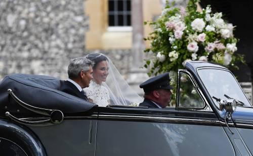 Pippa Middleton e James Matthews hanno detto sì 1