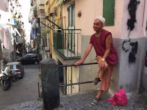 Nei Quartieri Spagnoli Periferia Nel Cuore Di Napoli Ilgiornale It