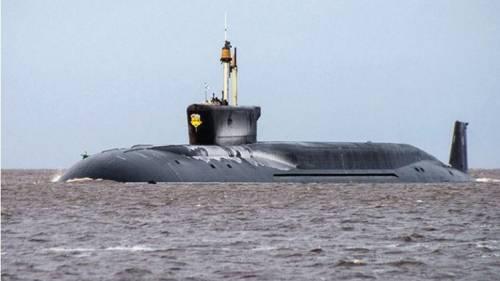 Russia, test in mare per il primo sottomarino strategico classe Borei II