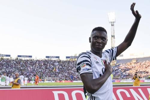 "Kean ultimo squillo Juve, primo ""millenial"" in gol"
