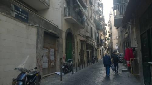 Napoli Nella Via Della Morte Dove I Baby Boss Sparano Come In Iraq Ilgiornale It