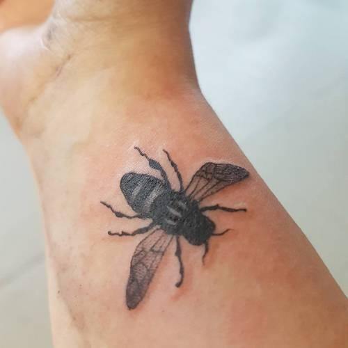 Manchester, dopo l'attentato tutti si tatuano un'ape: ecco perché