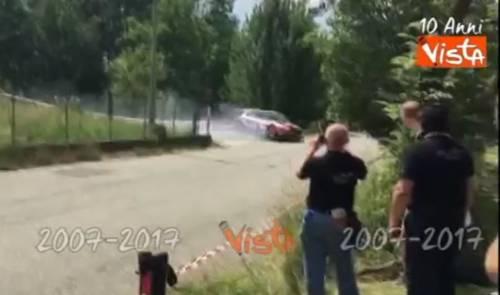 Rally Torino, 9 indagati per il bimbo investito e ucciso: anche i genitori