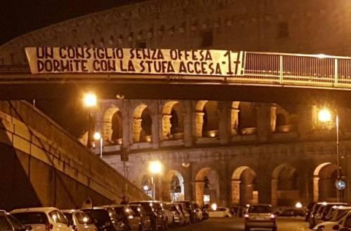Roma, dopo i manichini impiccati arriva la risposta dei romanisti