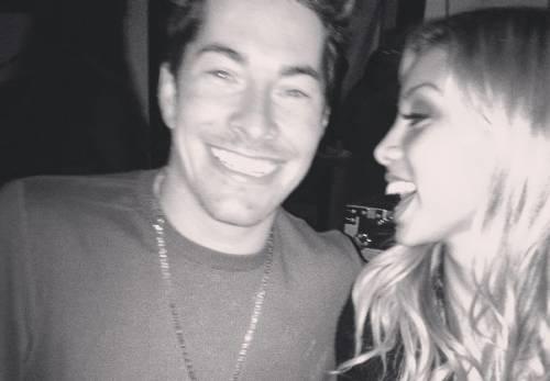 """La fidanzata di Hayden: """"Hai portato con te il mio cuore"""""""