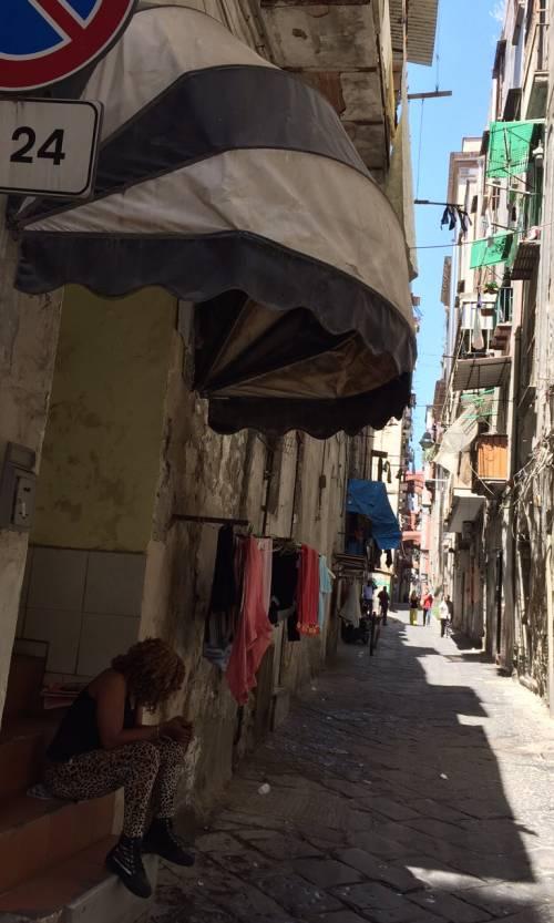 Napoli, il quartiere della Forcella 2