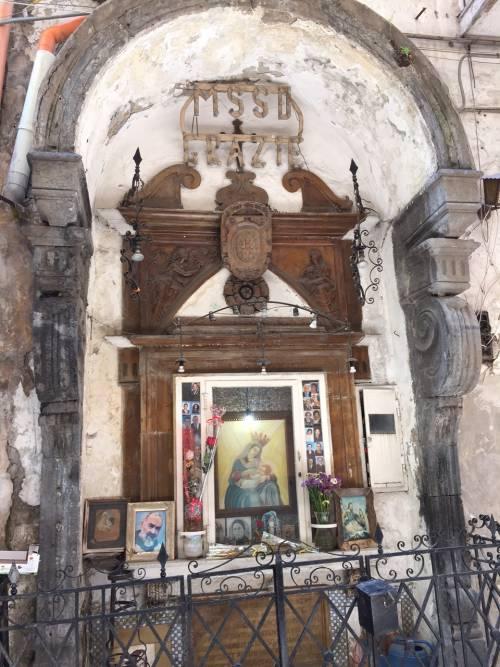 Napoli, il quartiere della Forcella 3
