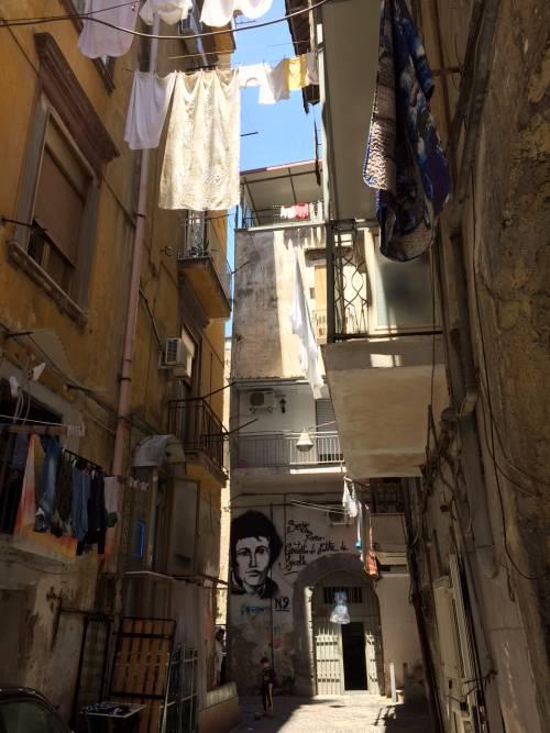 Napoli, il quartiere della Forcella 7
