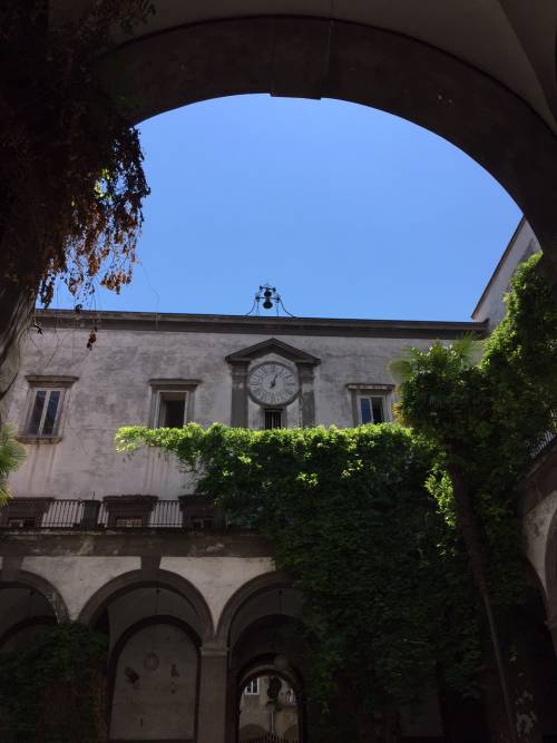 Napoli, il quartiere della Forcella 11