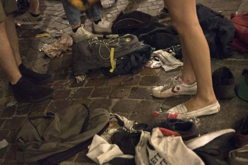 Torino, sciacalli in azione: due persone denunciate