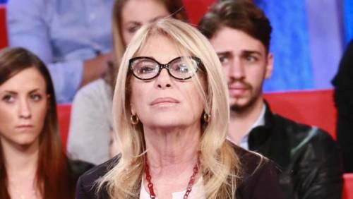 """Lo sfogo di Rita Dalla Chiesa: """"Mia figlia cresciuta da Fabrizio. Silenzio!"""""""