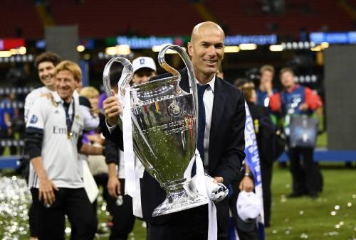 """Zidane tranquillizza i tifosi della Juve: """"Kovacic e soldi per Dybala? Non c'è niente"""""""