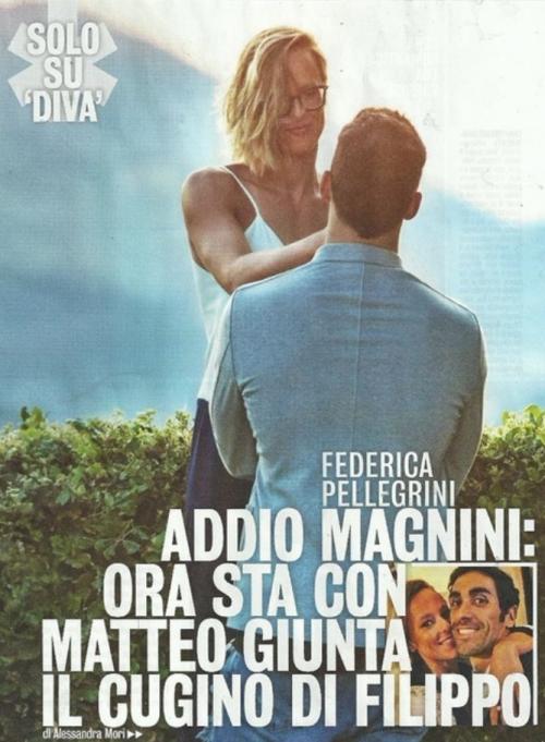 Federica Pellegrini e Matteo Giunta 5